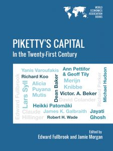 Cover of Piketty's Capital in the Twenty-first Century