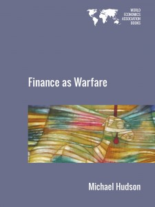 Cover of Finance as Warfare
