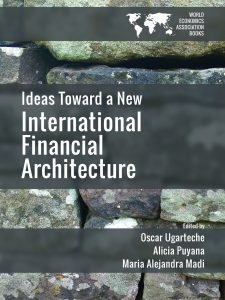 Cover of Ideas towards a new international financial architecture?