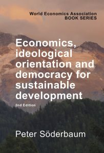 Cover of Economics, ideological orientation and democracy for sustainable development