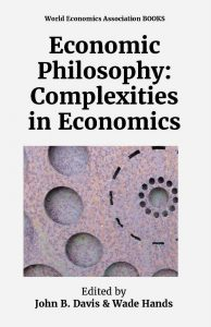 Cover of Economic Philosophy: Complexities in Economics