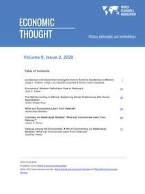 Economic Thought Vol 9 No 2
