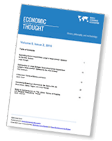 Economic Thought, Vol 5 No 2
