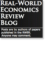 Real-World Economics Review Blog
