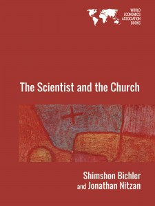 Cover of The Scientist and the Church