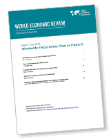 World Economic Review No 7<br /><em>Worldwide Fiscal Crisis: Fact or Fiction?</em>